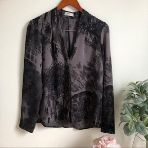 Babaton power blouse